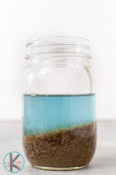 mason jar science experiment