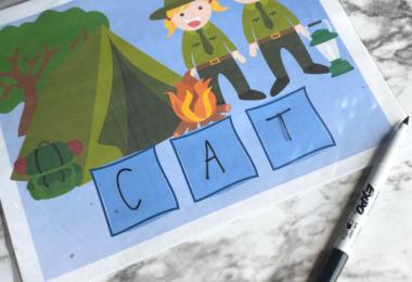 summer activity for kindergarten