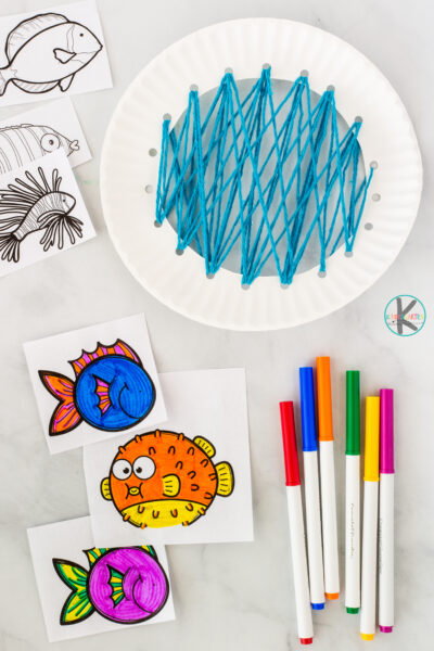 Fish Art and Craft