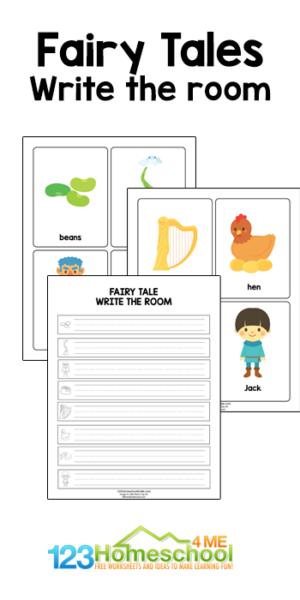 Have you tried writing the room? Basically, you put words around the room with our freefairy tale printables.Children will take theirfairy tale workheets and walk around the room, writing all the words they see. THis is a grea way to practice writing and building vocabulary at the same time. Plus thesewrite the room worksheets are lots of fun for preschool, pre-k, and kindergarten age children. Simply printwriting center ideas for kindergarten and you are ready to go!