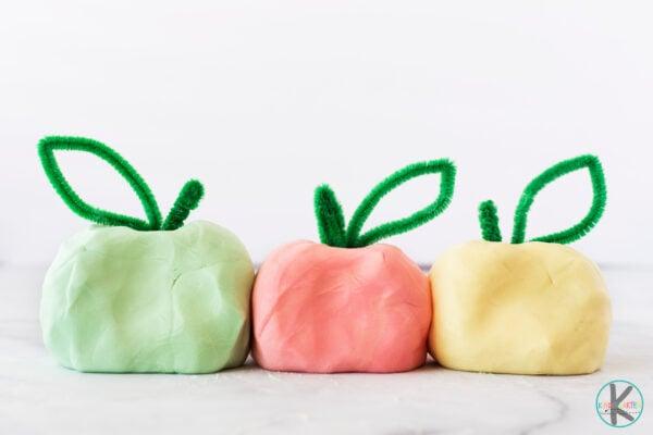 apple activity for kindergarten