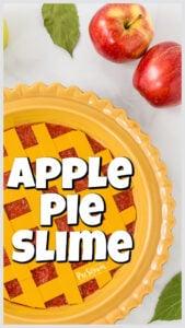 apple pie slime