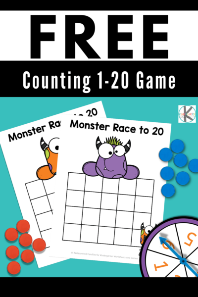 Counting games are a great way to teach young learners about numbers. They're fun and engaging for all ages, but young children really enjoy them. We've compiled 15 games your kindergarten students will love playing. They are designed to help your kids practice counting from 1-20. Playing these kindergarten counting games will not only give them practice in counting, but also help them develop strong number sense. Simply printnumber games for kindergaten and you are ready to play wilelearning numbers for kindergarten.