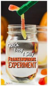 Frankenworms Experiment