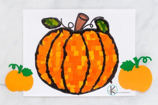 Pumpkin Craft Ideas
