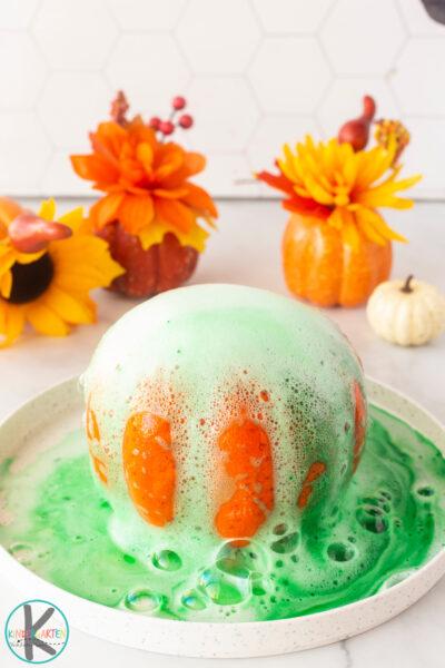 Pumpkin Experiments